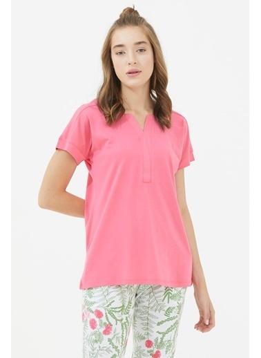 Sementa Pijama Takım Pembe